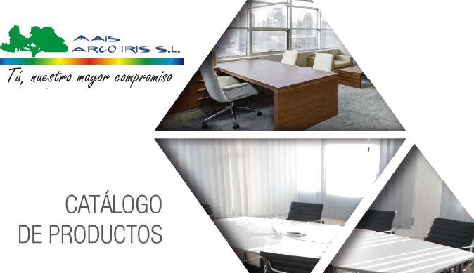 mesas y recibidores de oficina